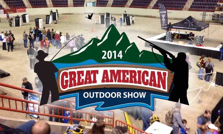 Great American Outdoor Show 2014