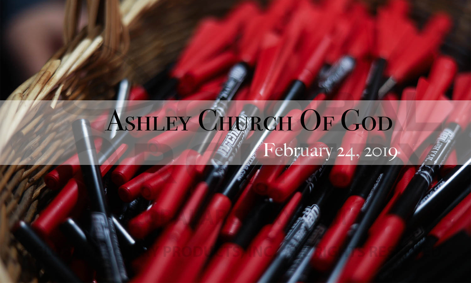 Ashley Church of God